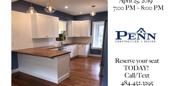 Cooking Up a Kitchen Renovation - Home Remodeling Seminar Series