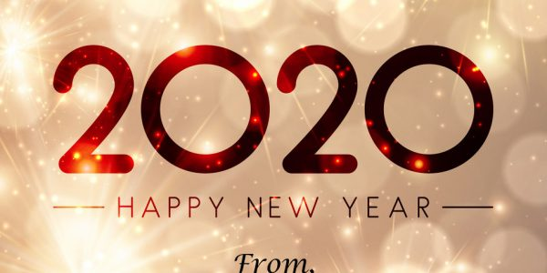 Happy New Year's Day 2020!